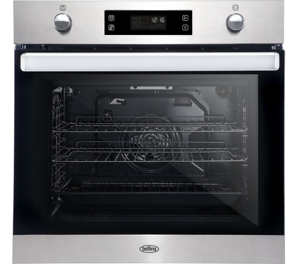 BELLING BI602MFPY Electric Oven - Stainless Steel