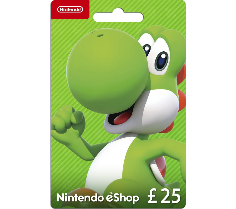 Image of eShop Gift Card - ?25