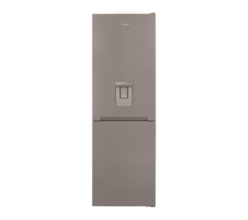 HOOVER HVS 1745SWDK 50/50 Fridge Freezer - Silver