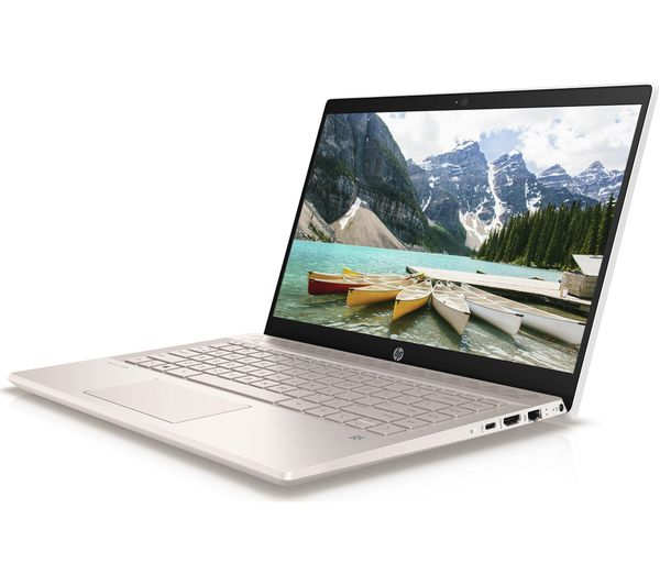 Hp Pavilion 14 Ce0523sa 14 Intel Pentium Gold Laptop 128 Gb Ssd White Gold Fast Delivery Currysie