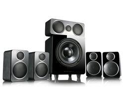 WHARFEDALE DX-2HCP 5.1 Speaker System - Black