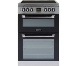 LEISURE CS60CRX 60 cm Electric Ceramic Cooker - Stainless Steel Best Price, Cheapest Prices