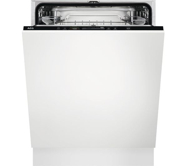 Image of AEG AirDry Technology FSS53627Z Full-size Fully Integrated Dishwasher
