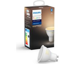 Hue White Ambience Bluetooth LED Bulb - GU10