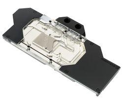 Glacier RTX 2080Ti GPU Water Block - Black