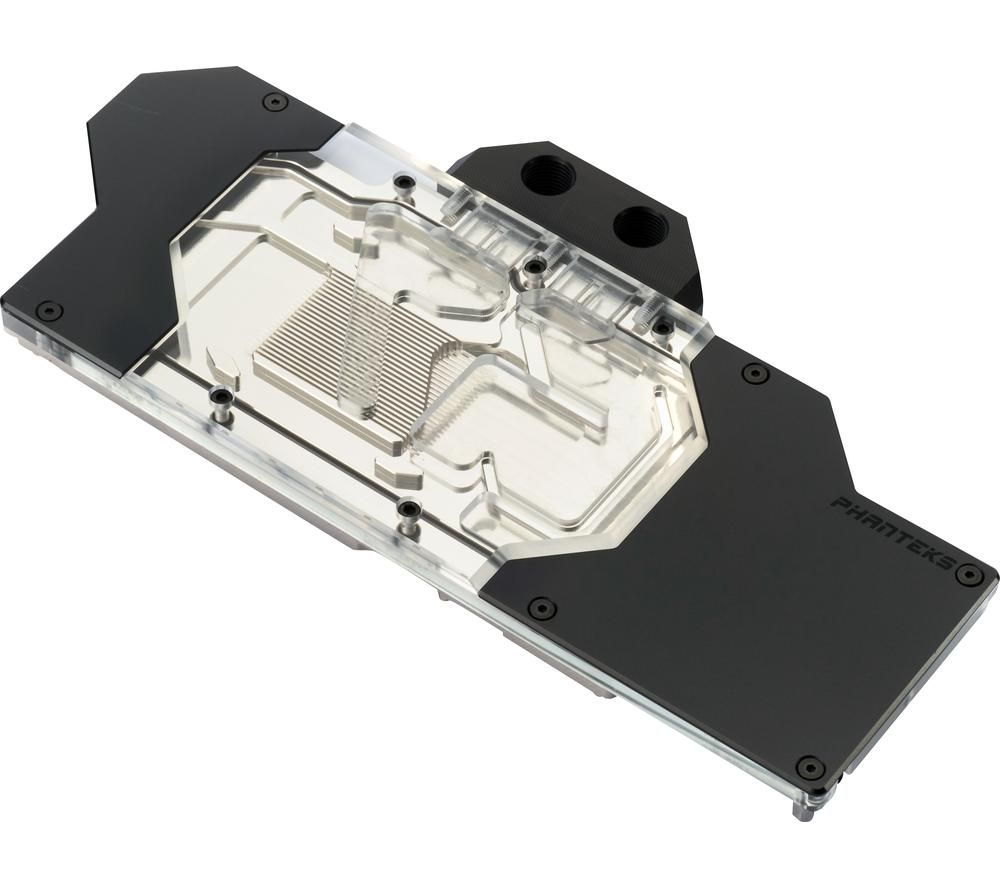 PHANTEKS Glacier RTX 2080Ti GPU Water Block - Black