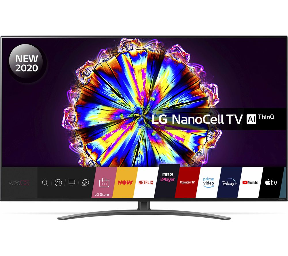 "Image of 55"" LG 55NANO916NA Smart 4K Ultra HD HDR LED TV with Google Assistant & Amazon Alexa"