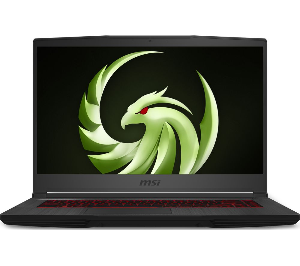 "MSI Bravo 15 15.6"" Gaming Laptop - AMD Ryzen 5, RX 5500M, 256 GB SSD"