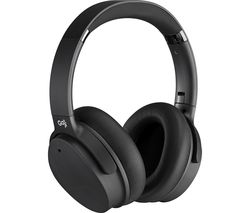 GTCNCPM21 Wireless Bluetooth Noise-Cancelling Headphones - Black