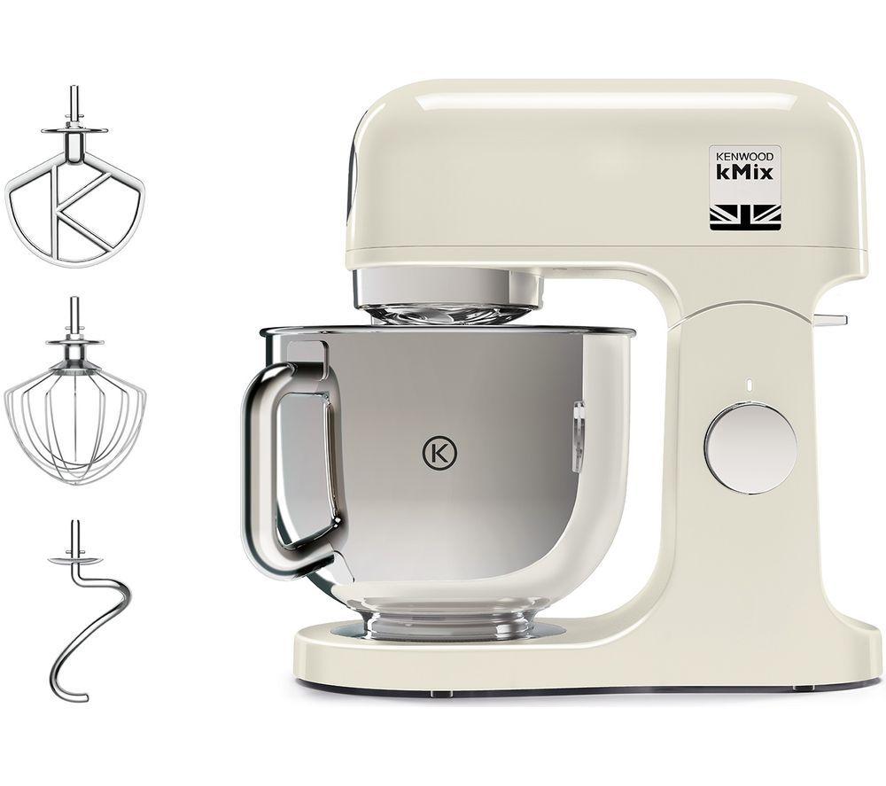 KENWOOD kMix KMX750AC Kitchen Machine - Cream