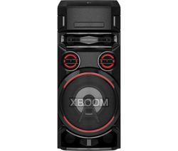 ON7 XBOOM Bluetooth Megasound Party Hi-Fi System - Black