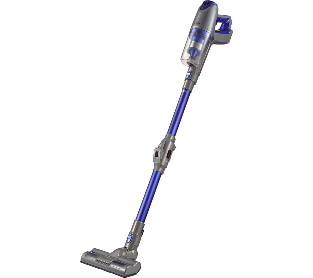 TOWER 3-in-1 F1PRO Cordless Vacuum Cleaner - Blue & Silver
