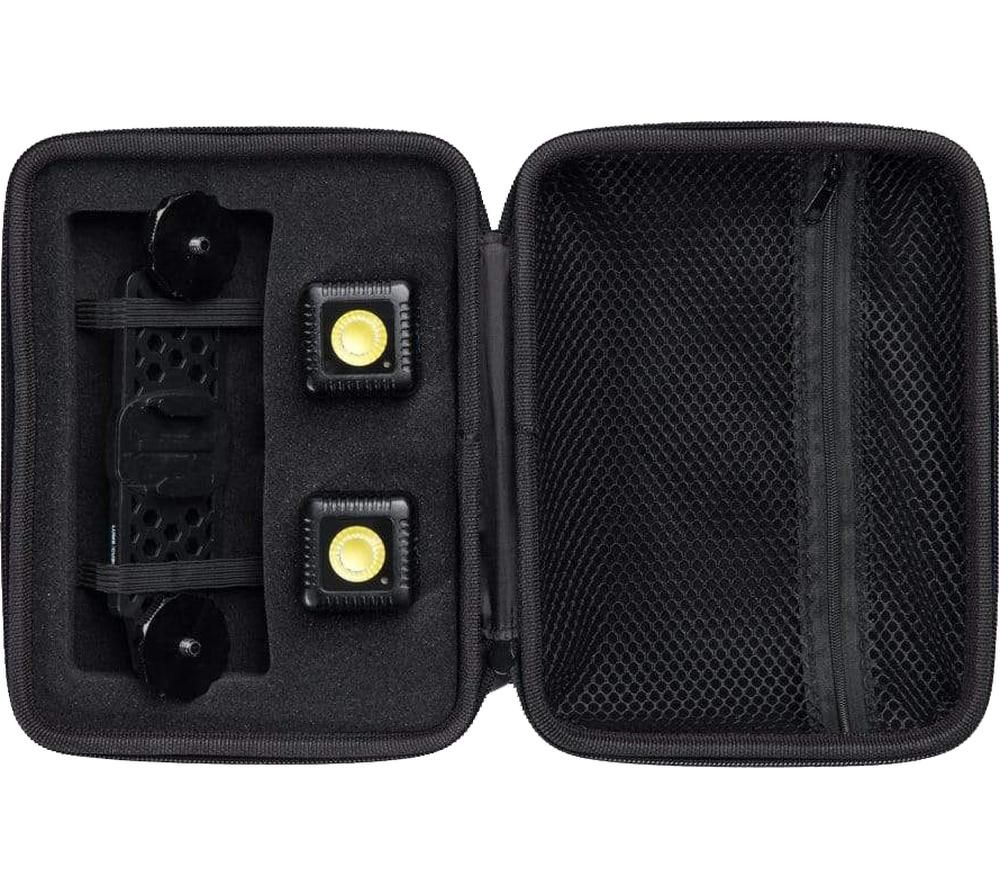 LUME CUBE Zipper Case - Black