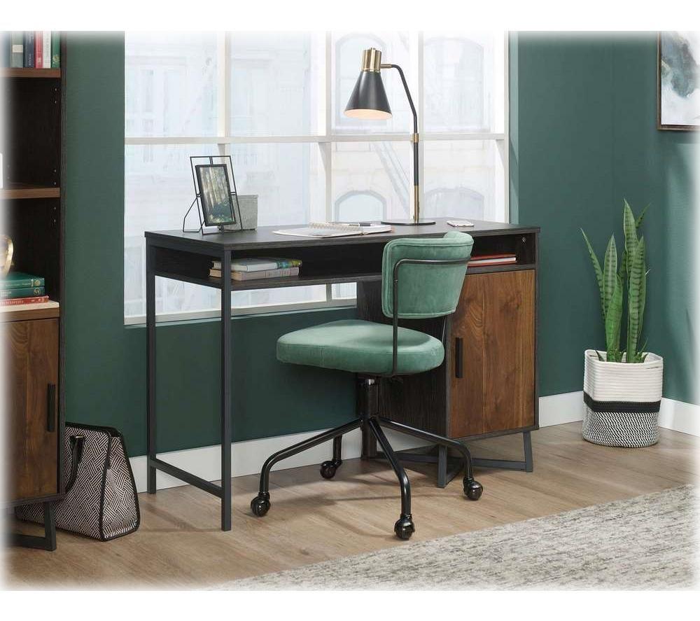 TEKNIK 5425304 Canyon Lane Desk - Brew Oak
