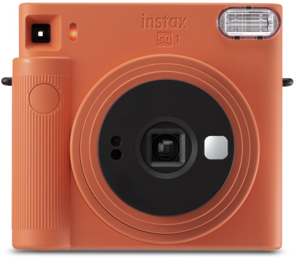 Click to view product details and reviews for Instax Sq1 Instant Camera Terracotta Orange Orange.