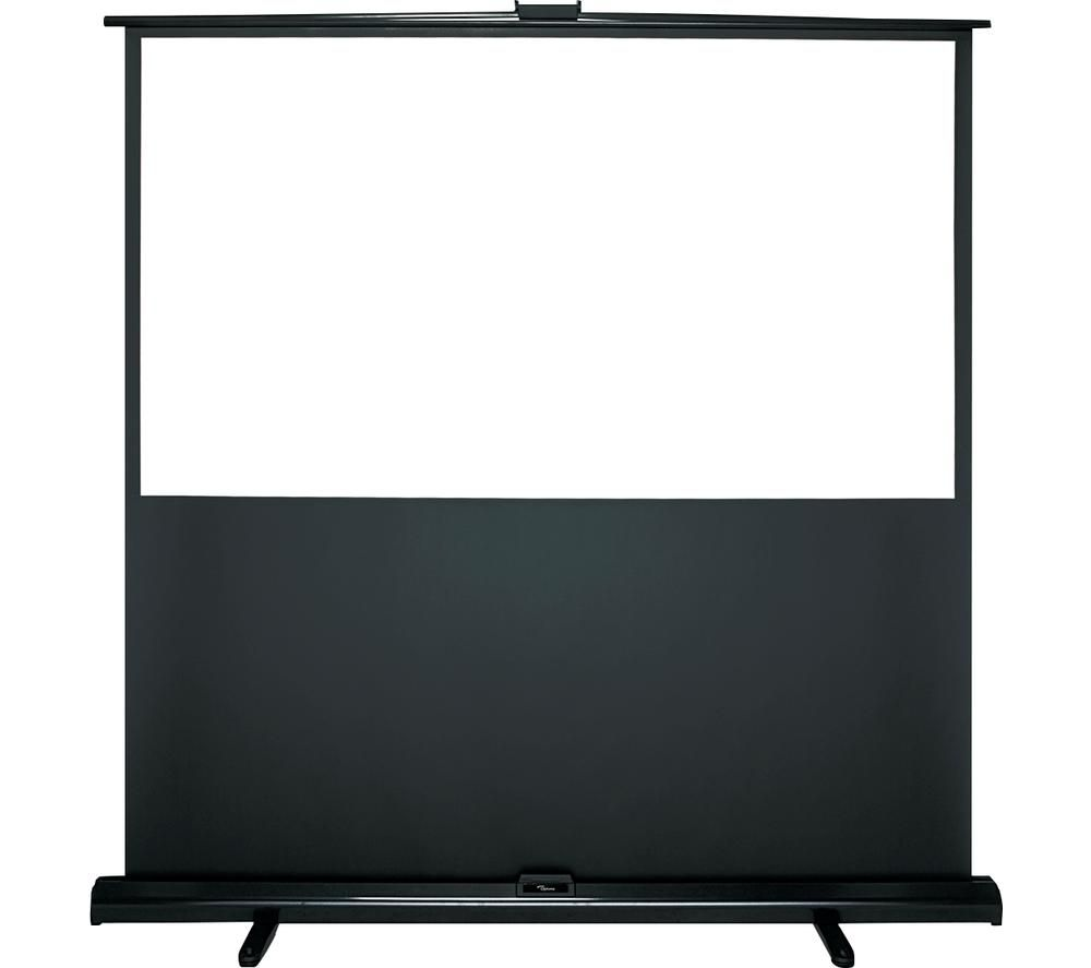 """OPTOMA DP-9046MWL 46"""" Portable Pull Up Projector Screen"""