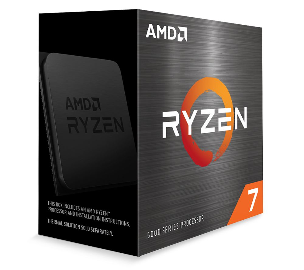 Image of AMD Ryzen 7 5800X Processor