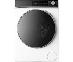 ES-NDH0144WC-EN 10 kg Washer Dryer - White