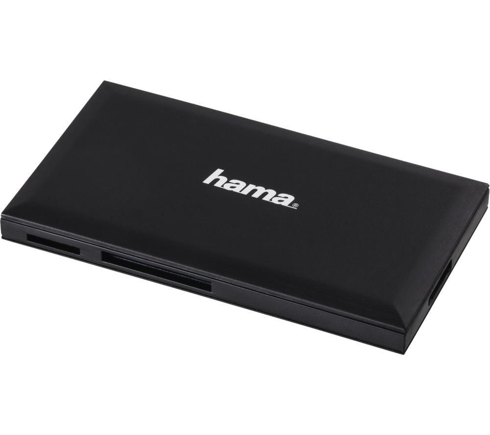 HAMA 181018 USB 3.0 Multi-Card Reader