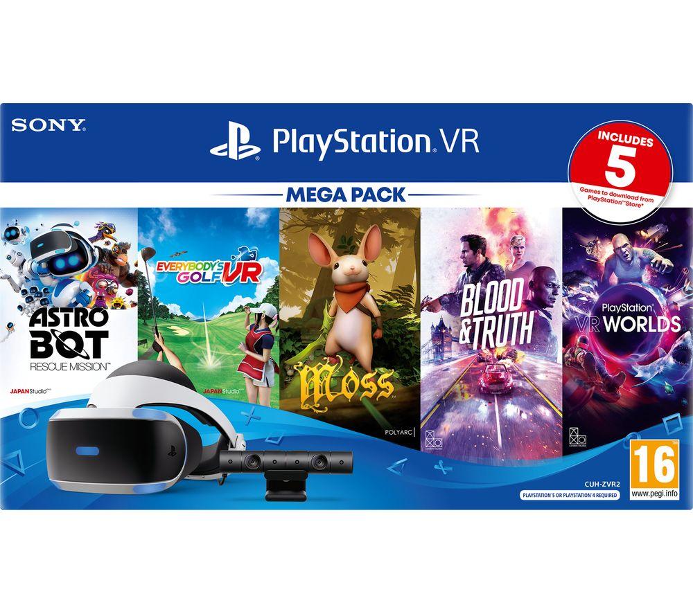 SONY Playstation VR Mega Pack 3