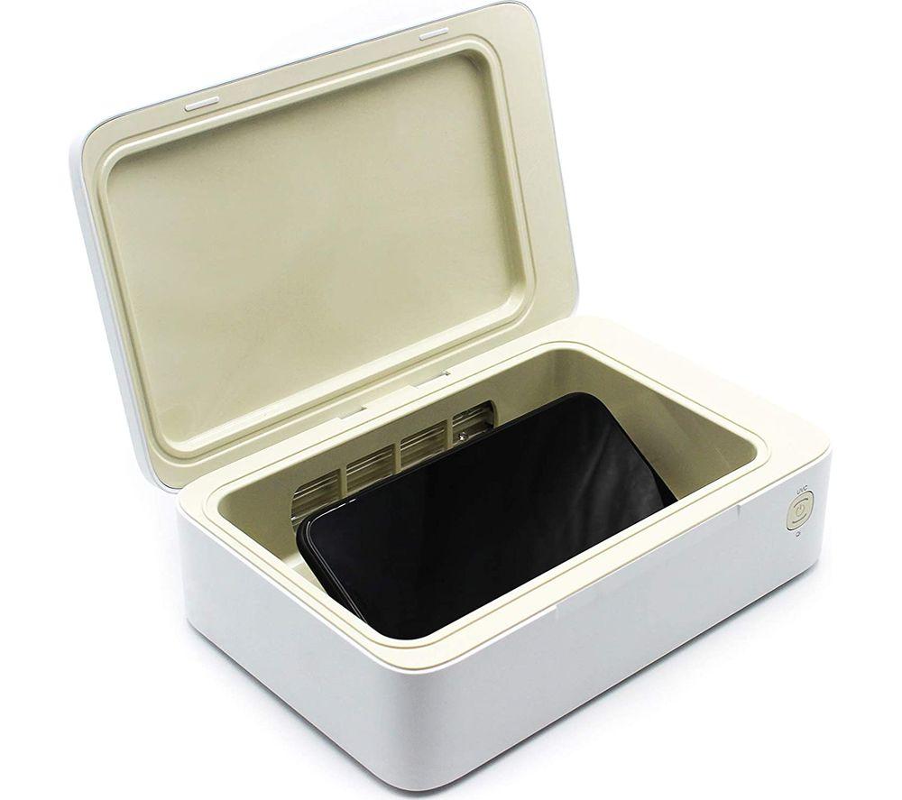 SP-UV-ELW Elite UV Disinfector & Wireless Charger