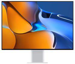 "MateView 4K Ultra HD 28.2"" IPS LCD Monitor - Silver"