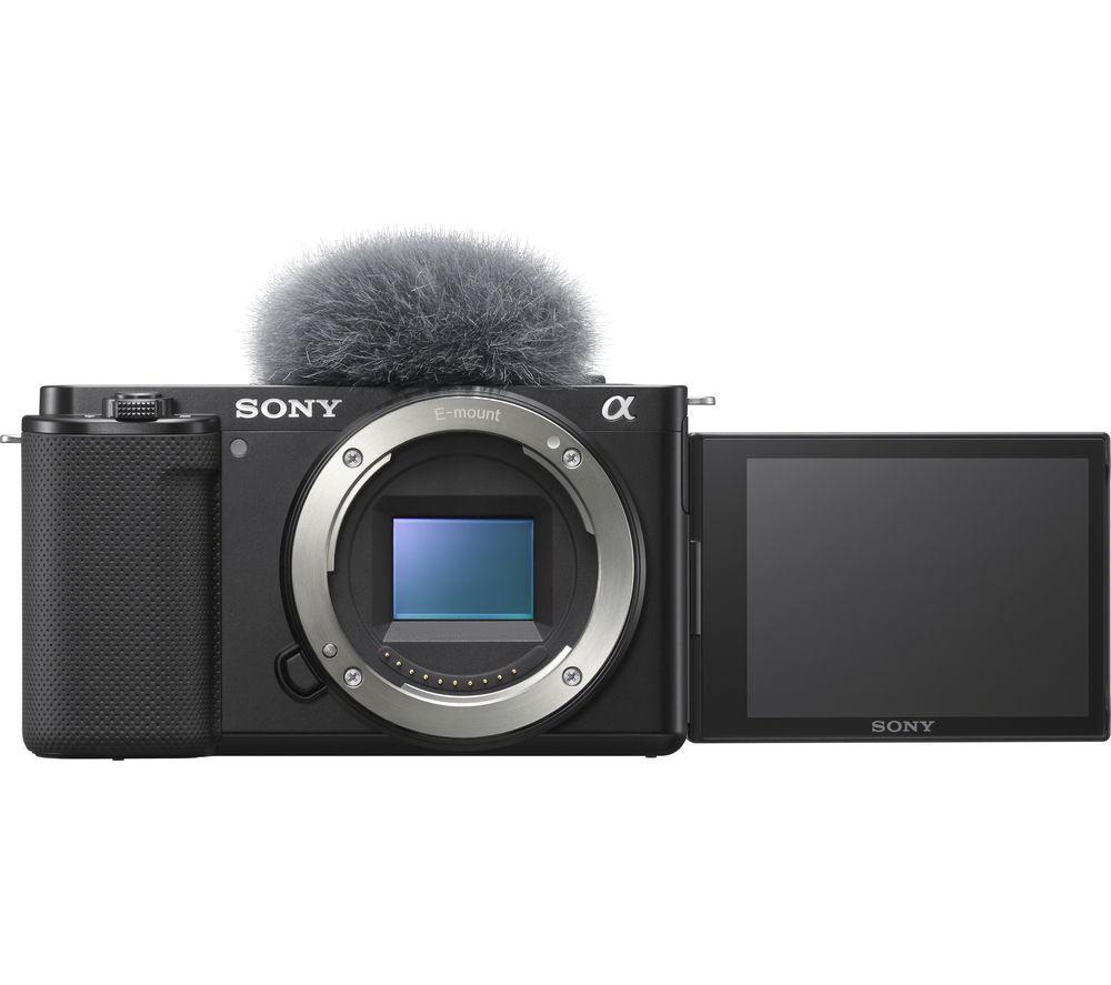 SONY ZV-E10 Mirrorless Camera - Body Only