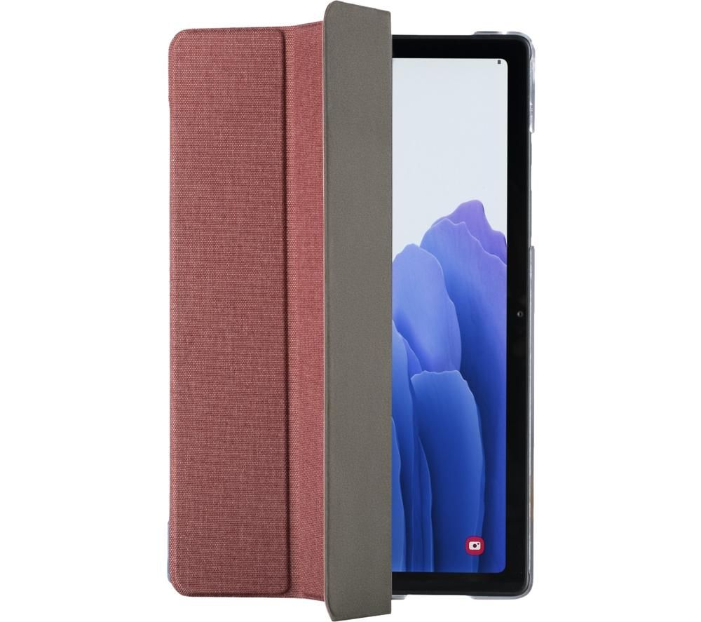 """HAMA Tampa 10.4"""" Samsung Galaxy Tab A7 Smart Cover - Red"""