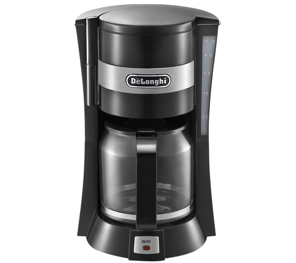 Delonghi Coffee Maker Repair : Buy DELONGHI ICM15210 Coffee Maker - Black Free Delivery Currys