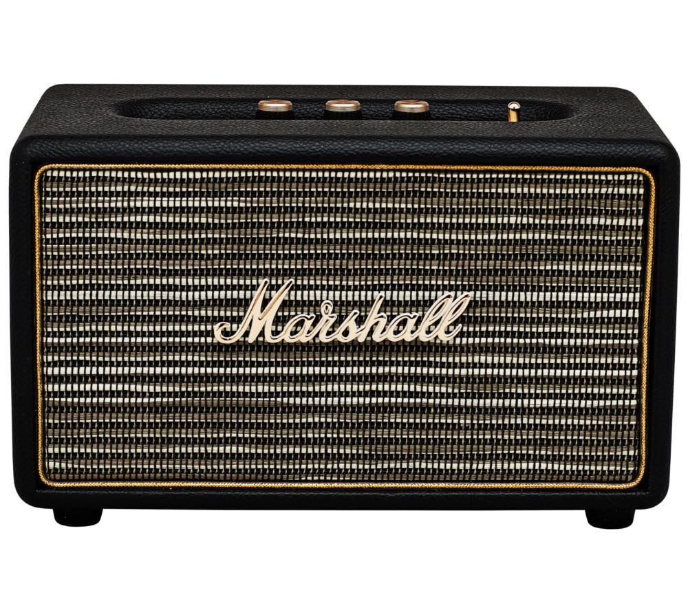 Cheapest price of Marshall Acton Bluetooth Wireless Speaker in new is £119.00