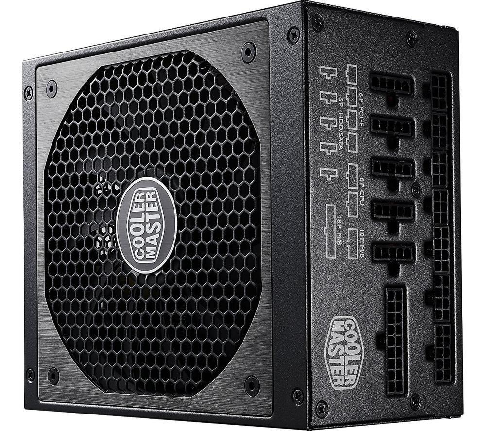 COOLERMASTER G550M Modular ATX PSU - 550 W