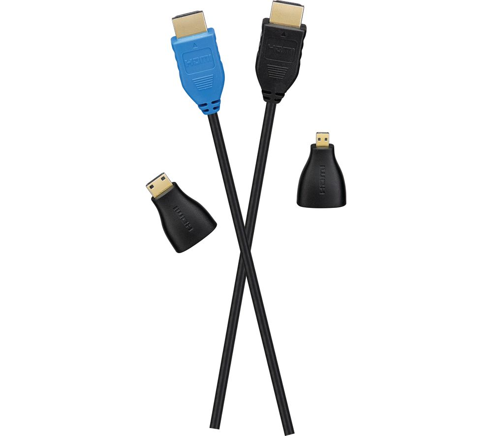 ADVENT HDMI Cable & Adapters with Ethernet - 3 m