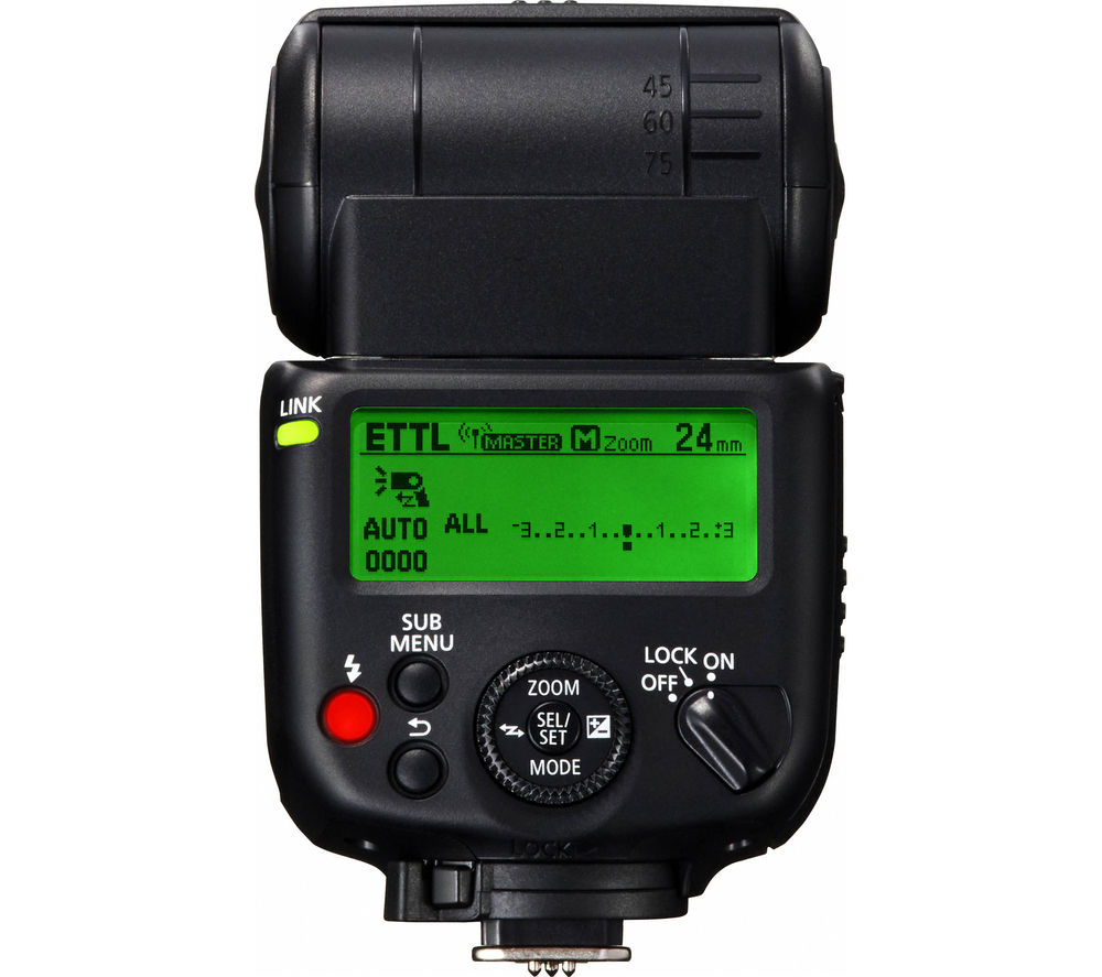 Compare cheap offers & prices of Canon Speedlite 430EX III-RT III Flashgun for Canon manufactured by Canon