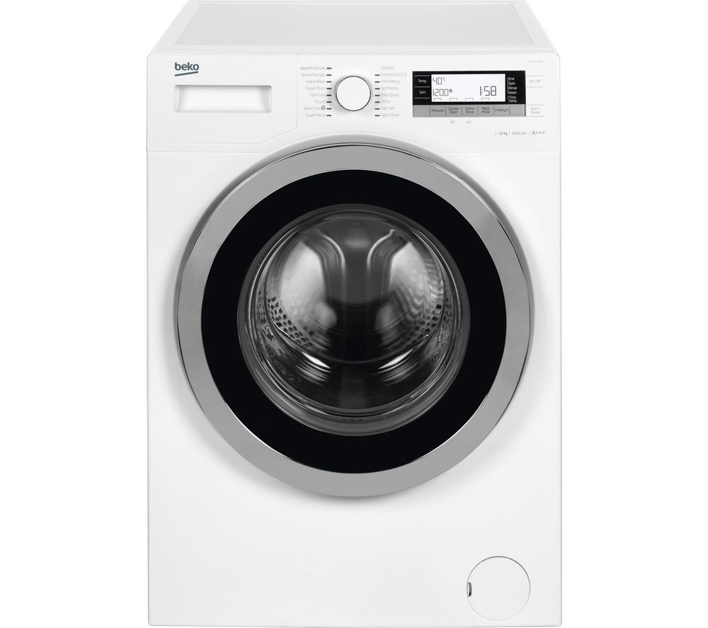 BEKO WY124854MW Washing Machine - White