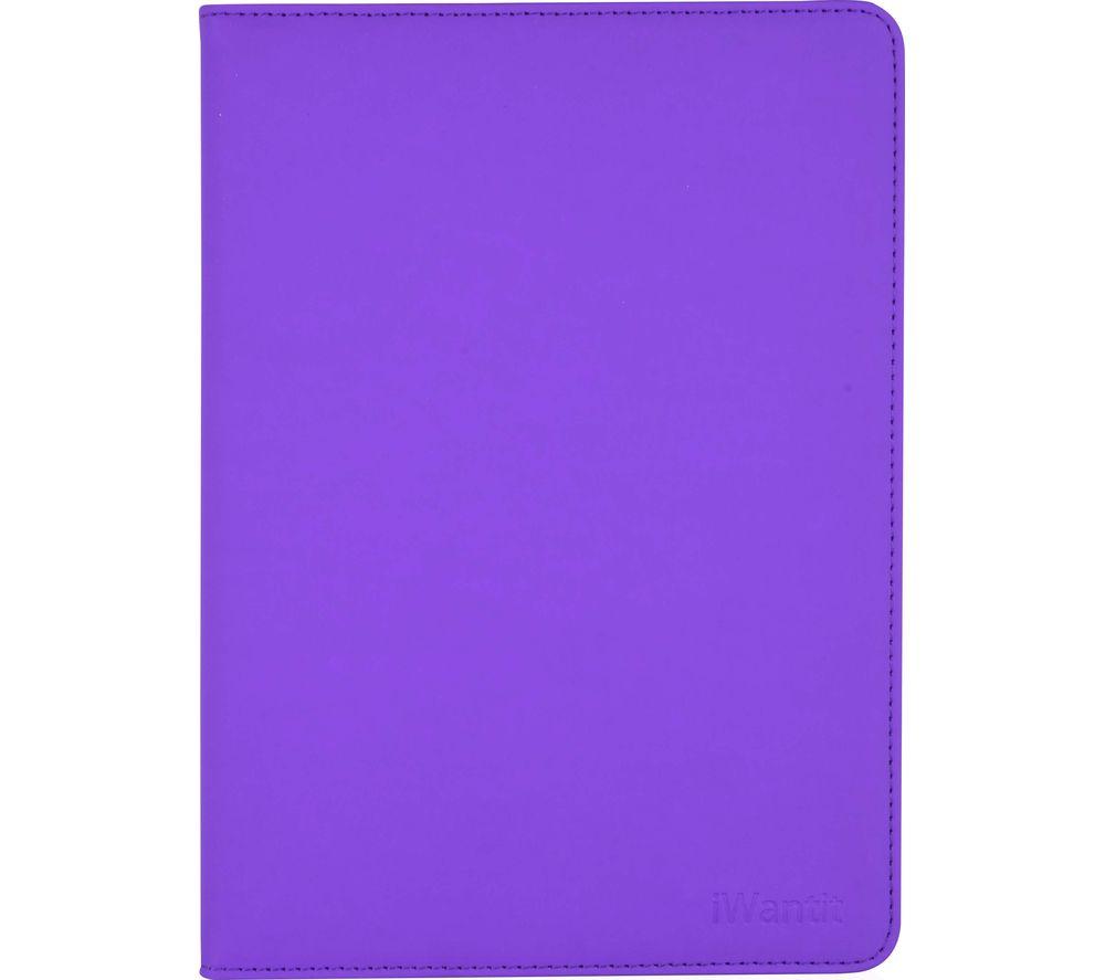 IWANTIT IM4SKPP16 iPad mini 4 Starter Kit - Purple