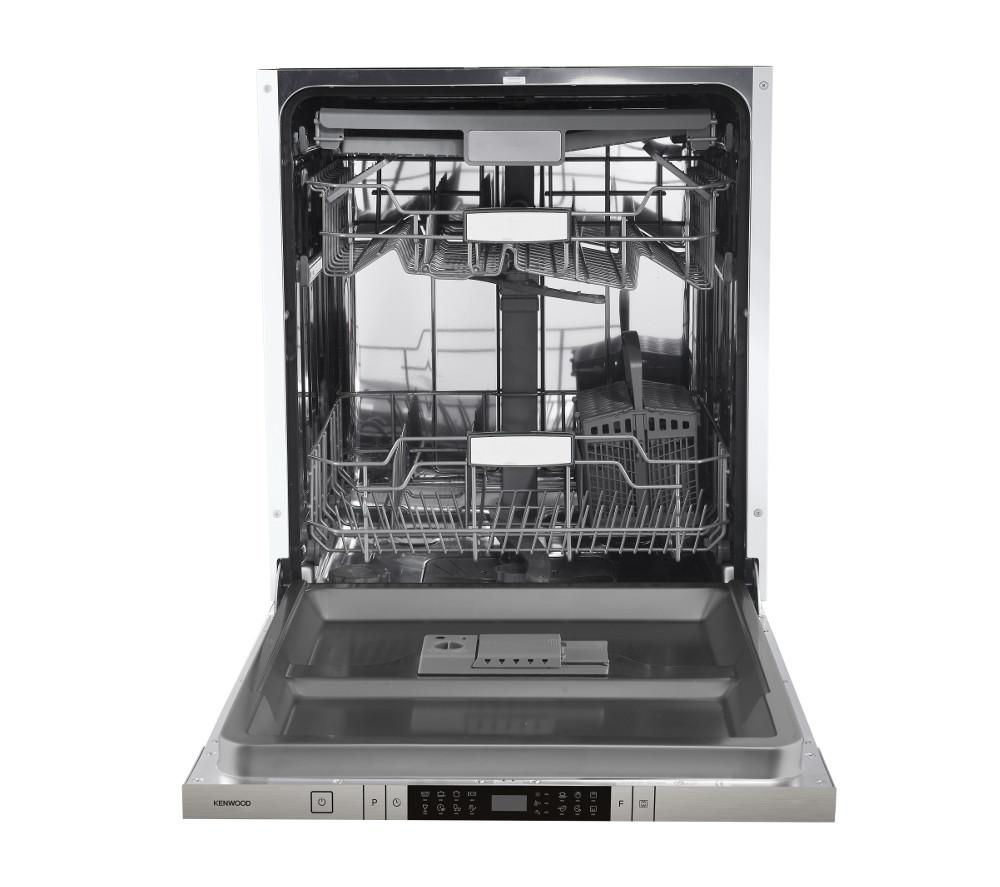 Compare prices for Kenwood KID60X16 Full-size Integrated Dishwasher