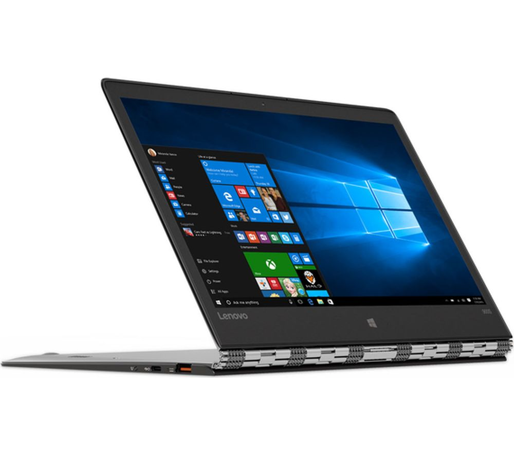 "LENOVO YOGA 900S 12.5"" 2 in 1 - Silver + Office 365 Personal - 1 year for 1 user + LiveSafe Premium 2018 - 1 year for unlimited devices"