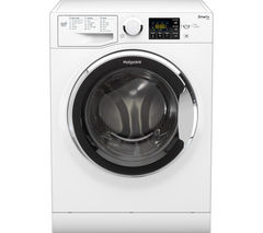 HOTPOINT Smart+ RSG 845 JX Washing Machine - White