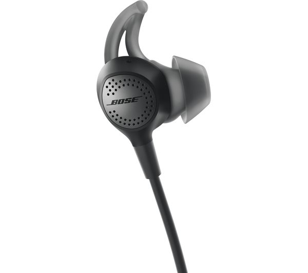 8562a1c2f86 BOSE QuietControl 30 QC30 Wireless Bluetooth Noise-Cancelling Headphones -  Black