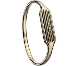 FITBIT Flex 2 Accessory Bangle - Gold, Large