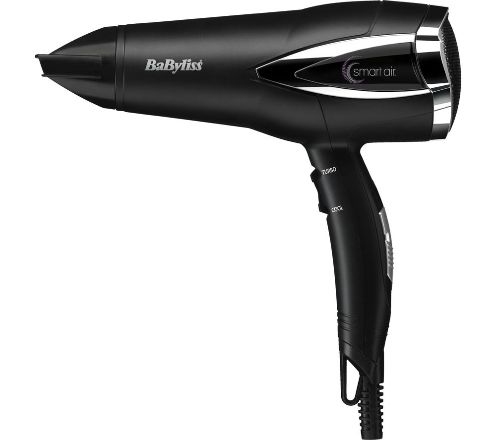 BABYLISS Futura Hair Dryer - Black
