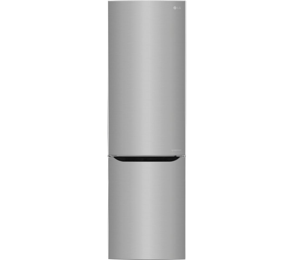 LG GBB60PZJZS Fridge Freezer - Silver