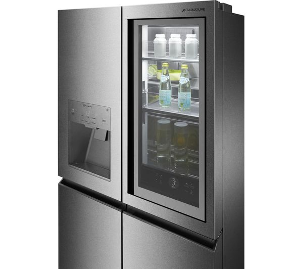 Buy Lg Signature Lsr100 Smart 60 40 Fridge Freezer