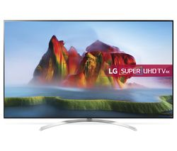 "LG 65SJ850V 65"" Smart 4K Ultra HD HDR LED TV"