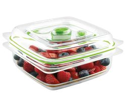 FOODSAVER Fresh 0.7-litre Container - Clear