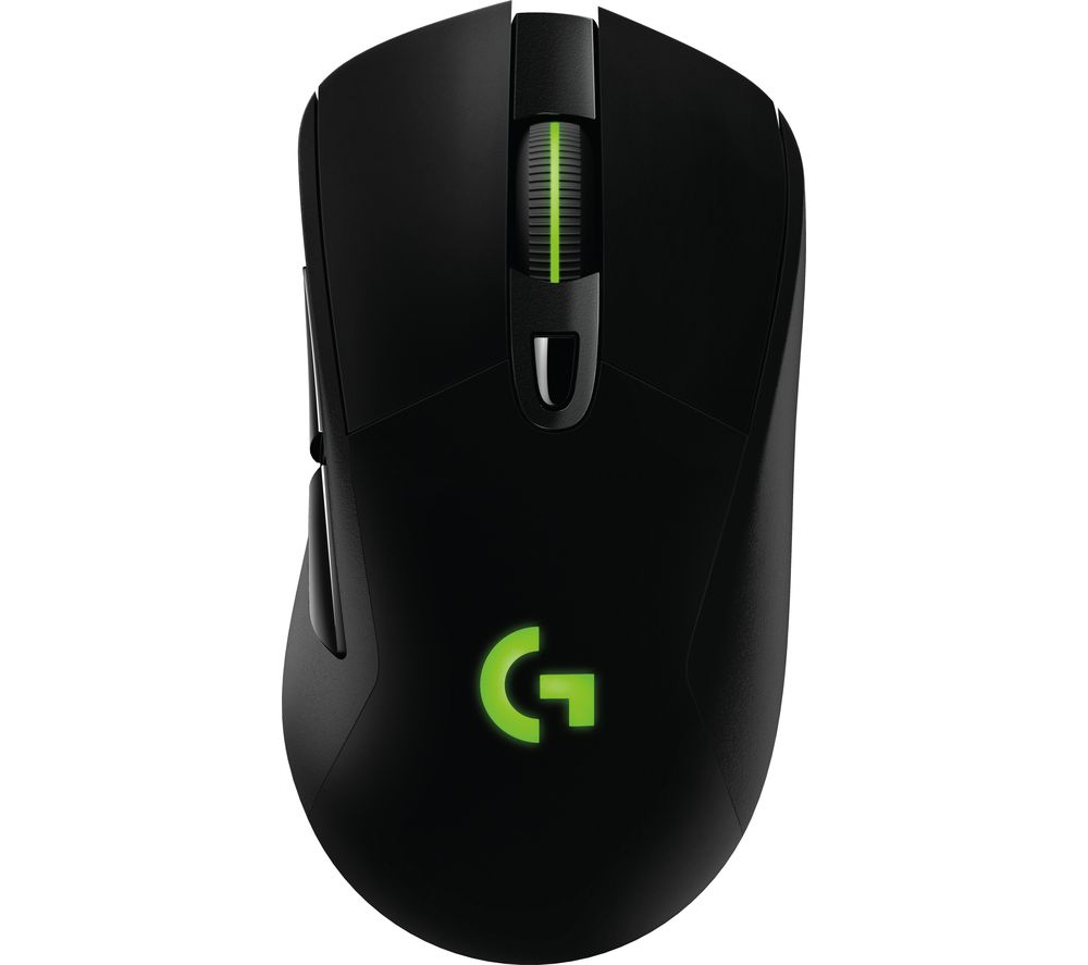 42175bc7c5c Buy LOGITECH G703 LIGHTSPEED Wireless Optical Gaming Mouse | Free Delivery  | Currys