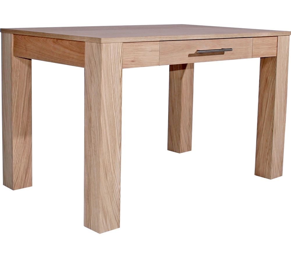 Compare retail prices of Aphason Oakwood AW23120 Desk - Oak to get the best deal online
