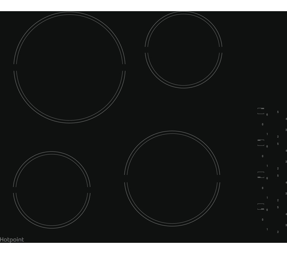 Compare prices for Hotpoint HR 619 CH Electric Ceramic Hob