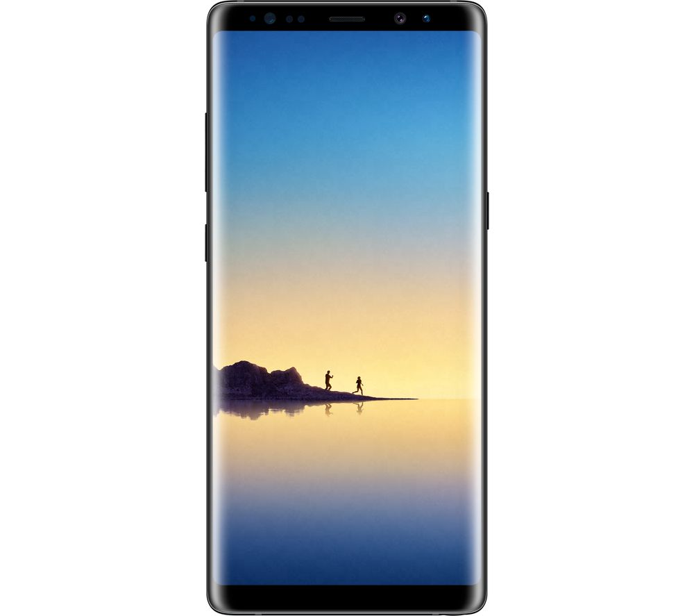 Buy Samsung Galaxy Note8 64 Gb Black Free Delivery Currys