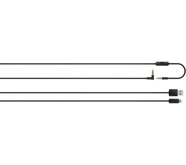 buy beats solo 3 neighbourhood wireless bluetooth headphones break blue free delivery currys. Black Bedroom Furniture Sets. Home Design Ideas